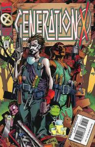 GENERATION X (1994 MARVEL) #7