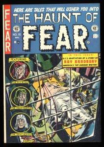 Haunt of Fear #16 VF+ 8.5 (Restored)