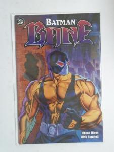 Batman Bane #1 - 6.0 FN - 1997