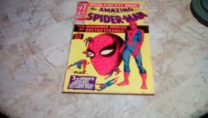 AMAZING SPIDER-MAN ANNUAL #2 {Lowest PRICED  COPY ON WONDERFUL eBay }