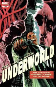 Underworld (2006 series) #1, NM- (Stock photo)
