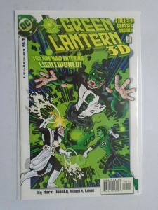 Green Lantern 3-D #1, With 3-D Glasses, 8.0/VF (1998)