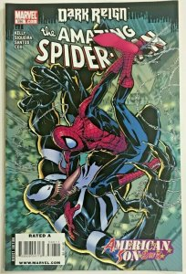 AMAZING SPIDER-MAN#596 VF/NM 2009 MARVEL COMICS
