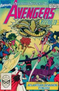 Avengers (1963 series) Annual #18, VF+ (Stock photo)