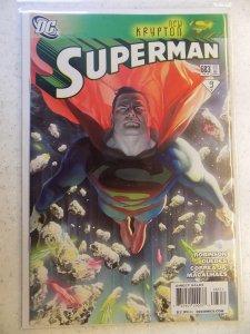 SUPERMAN # 683