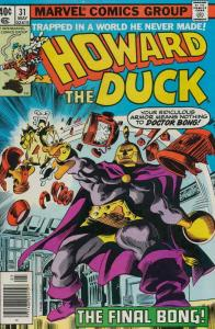 Howard the Duck (Vol. 1) #31 FN; Marvel | save on shipping - details inside