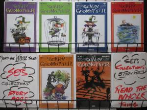 SCARY GODMOTHER (Sirius, 2001) #1-6 COMPLETE! VF-NM Jill Thompson