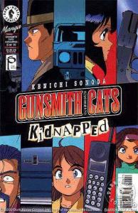 Gunsmith Cats: Kidnapped #6 VF/NM; Dark Horse | save on shipping - details insid