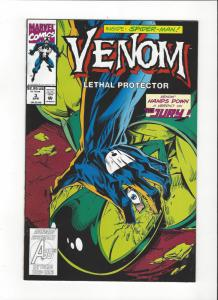 Venom:Lethal Protector #3 Spider-man Movie NM-