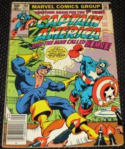 Captain America #261 (1981)