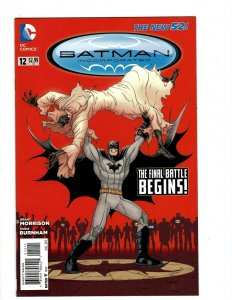 10 Comics Batman Incorporated 12 13 Batman 78 79 1011(2) 1012 Black Orchid + HR3