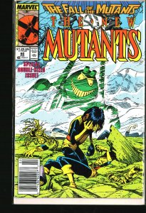 The New Mutants #60 (1988)