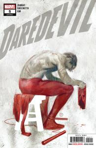 Daredevil #5 (Marvel, 2019) NM