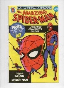Amazing SPIDER-MAN #1, VF/NM, ALL Detergent, Origin, 1979, more SM in store