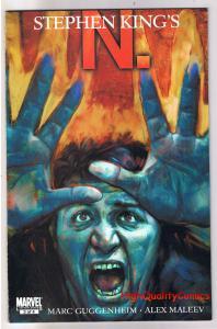 STEPHEN KING - N #3, 1st, NM+, Marc Guggenheim, Alex Maleev, 2010, Horror