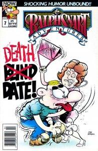 RALPH SNART ADVENTURES #7, VF/NM, Vol.3, Marc Hansen. Now, 1988 1989