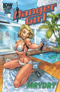 Danger Girl: Mayday #3A FN; IDW   save on shipping - details inside