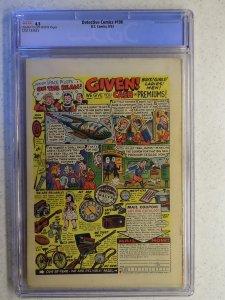 DETECTIVE COMICS # 198 CGC 4.5. DICK SPRANG