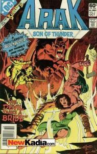Arak/Son of Thunder #2, Good+ (Stock photo)