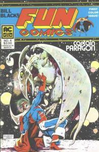 Bill Black's Fun Comics #4, NM + (Stock photo)