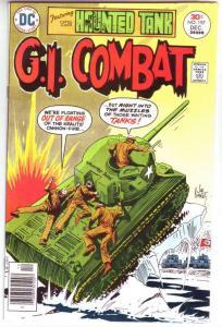 G.I. Combat #197 (Dec-76) NM- High-Grade The Haunted Tank