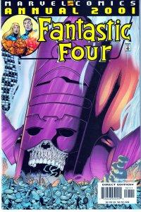 Fantastic Four(vol. 2)# 46,47,48,49,50, Annual 2001 The Galactus Killer 1