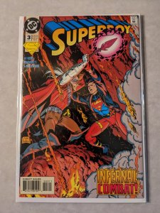 Superboy #3 NM DC Comics