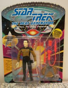 1992 Star Trek - next generation, Lt Commander Data