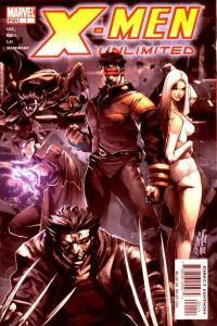 X-Men Unlimited (2004 series) #1, NM (Stock photo)