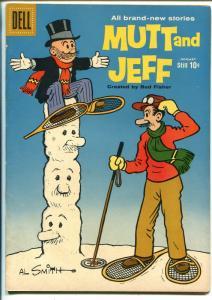 Mutt & Jeff #107 1959-Dell-Al Smith art-FN