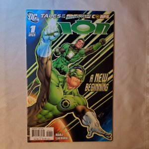 Tales of the Sinestro Corps Ion 1 Very Fine/Near Mint Cover by Ivan Reis