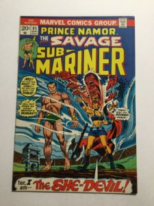 Sub-Mariner 65 Near Mint Nm Marvel