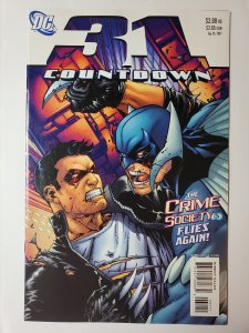 Countdown to Final Crisis #31 (2007)