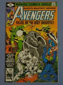 The Avengers #191 Marvel Comic Book Grey Gargoyle Signed by John Byrne L@@K