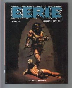Eerie Archives-Vol.5-#28-31-Frank Frazetta-Hardcover-2011