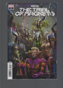 X-Men: The Trial of Magneto #2 Variant