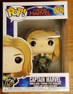 Funko Pops Captain Marvel #516