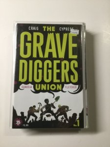 The Gravediggers Union #1 (2017) HPA