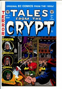 Tales From The Crypt-#11-1995- Gemstone EC reprint
