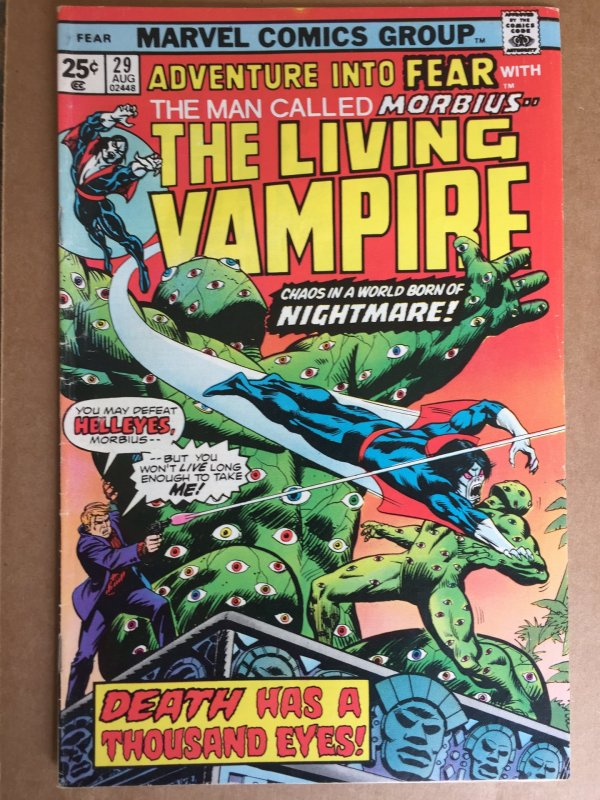 The Man Called Morbius The Living Vampire