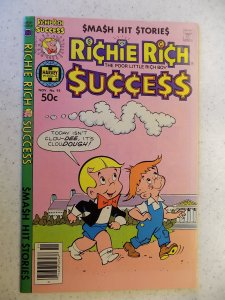 RICHIE RICH SUCCESS # 95 HARVEY CARTOON ADVENTURE FUNNY
