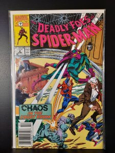 Deadly Foes of Spider-Man #2 (1991)VF