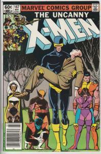 X-Men #167 (Mar-83) NM Super-High-Grade X-Men