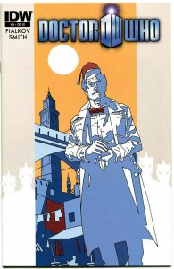 DOCTOR WHO #14, VF/NM, Variant, Tardis, Time Lord,2011, Vol 2, more DW in store