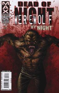 Dead of Night Featuring Werewolf by Night #3 VF/NM; Marvel | save on shipping -