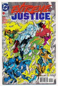Extreme Justice (1995) #0-18 NM Complete series