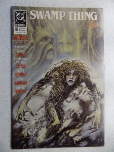 SWAMP THING ANNUAL # 5 DC ACTION ADVENTURE TV GAIMAN