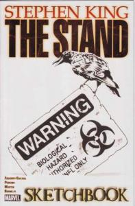 Stand: Sketchbook #1, VF (Stock photo)