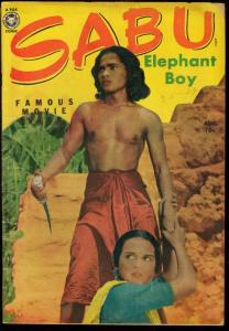 SABU, ELEPHANT BOY #2-MOVIE PHOTO COVER-SPICY GGA VG