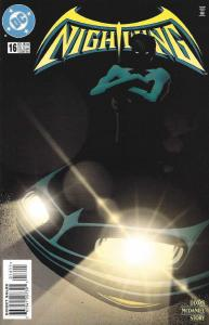 NIGHTWING (1996 DC) #16 NM-